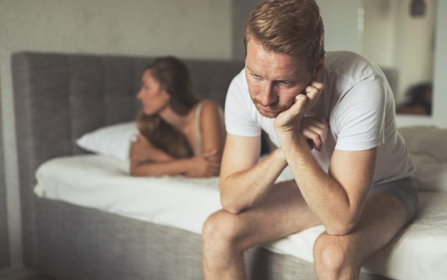 Get real help for erectile dysfunction